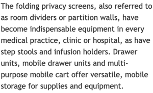 Privacy Screens Description Mega Menue english