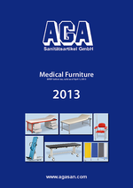 AGA Sanitätsartikel GmbH publishes new catalogue