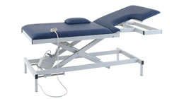 Height-Adjustable Echocardiography Tables with Scissor Mechanism