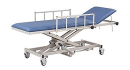MRI Patient Transport Tables with Hydraulic Height Adjustment