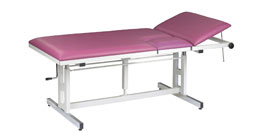 Height-Adjustable Echocardiography Tables