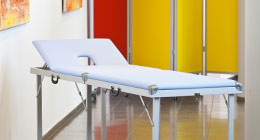 Massage tables and therapy tables