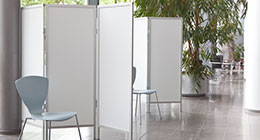 Privacy screens and other furniture